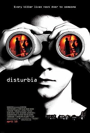 Disturbia Poster Image