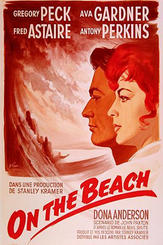 Gregory Peck and Ava Gardner in On the Beach (1959)