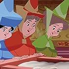 Barbara Jo Allen, Verna Felton, and Barbara Luddy in Sleeping Beauty (1959)