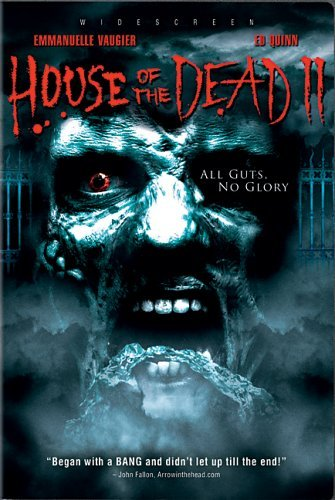 House of the Dead 2 (2005) Hindi Dubbed 300MB HDRip Download
