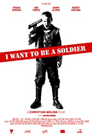 I Want to Be a Soldier Poster