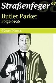 Butler Parker Poster