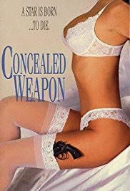 Concealed Weapon Poster