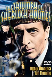 The Triumph of Sherlock Holmes Poster