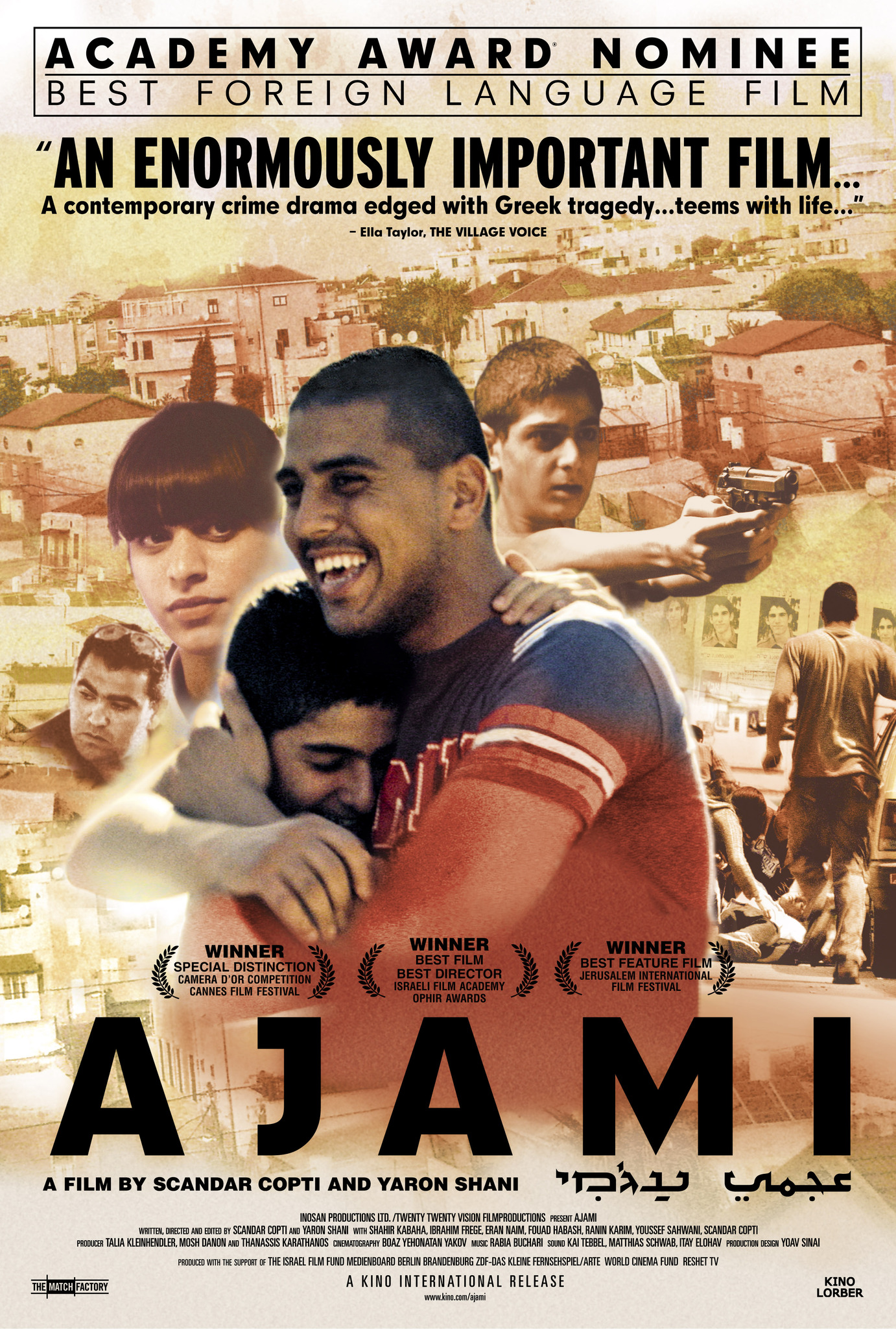 Ajami (2009) BluRay 720p