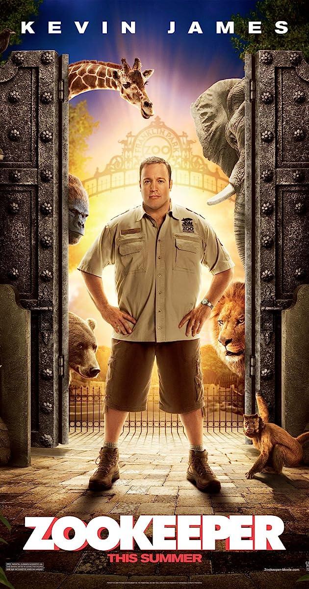 Watch Full HD Movie Zookeeper (2011)