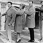 Paul Lynde, Edie Adams, Dean Jones, and Robert Lansing in Under the Yum Yum Tree (1963)