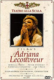 Adriana Lecouvreur Poster