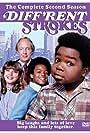 Todd Bridges, Conrad Bain, Gary Coleman, and Dana Plato in Diff'rent Strokes (1978)