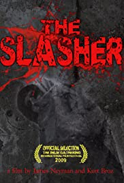 The Slasher Poster