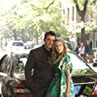 Sarah Jessica Parker and Chris Noth in Sex and the City (2008)