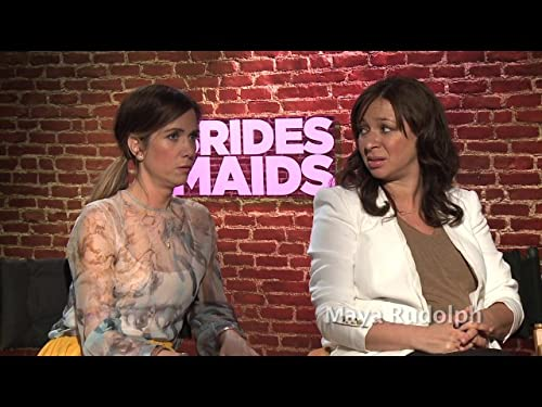 Kristen Wiig and Maya Rudolph: The IMDb Original Interview