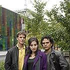 Luis Oliva, Matt Lanter, and Francia Raisa in The Cutting Edge 3: Chasing the Dream (2008)