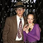 Bijou Phillips and Kip Pardue at an event for The Wizard of Gore (2007)