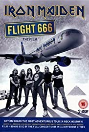 Iron Maiden: Flight 666 Poster