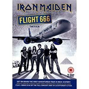 Movie2k mobile download Iron Maiden: Flight 666 UK [320p]