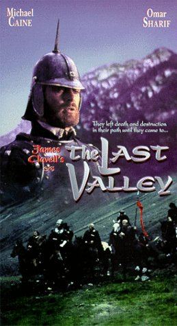 Michael Caine in The Last Valley (1971)