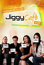 Jiggy Cafe Poster
