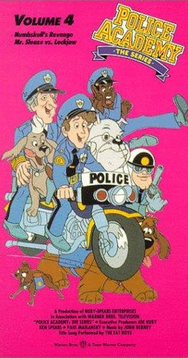 Police Academy: The Series (TV Series 1988–1989) - IMDb