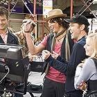 Will Arnett, Kristen Bell, Josh Duhamel, Mark Steven Johnson, and Dax Shepard in When in Rome (2010)