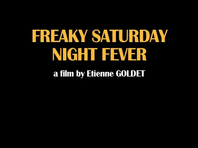 Freaky Saturday Night Fever 2010 Imdb