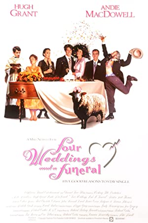 Four Weddings and a Funeral (1994) online sa prevodom