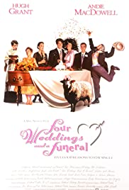 Four Weddings and a Funeral (1994) 1080p