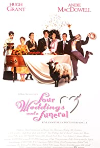 Primary photo for Four Weddings and a Funeral