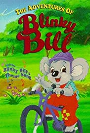 The Adventures of Blinky Bill Poster