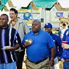 Reginald VelJohnson, Brad Garrett, D.L. Hughley, Eric Nenninger, and James Earl in Glory Daze (2010)