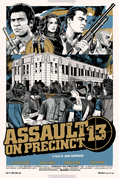 Assault on Precinct 13 مترجم