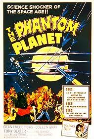 The Phantom Planet (1961) Poster - Movie Forum, Cast, Reviews