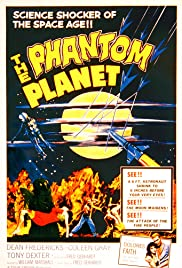 The Phantom Planet (1961) Poster - Movie Forum, Cast, Reviews