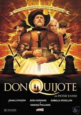 Where to stream Don Quixote