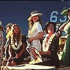 Kate Beckinsale, Jennifer Garner, Jaime King, and Sara Rue in Pearl Harbor (2001)