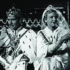 Madeleine Carroll and Ronald Colman in The Prisoner of Zenda (1937)