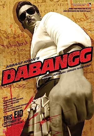 Dabangg film Poster