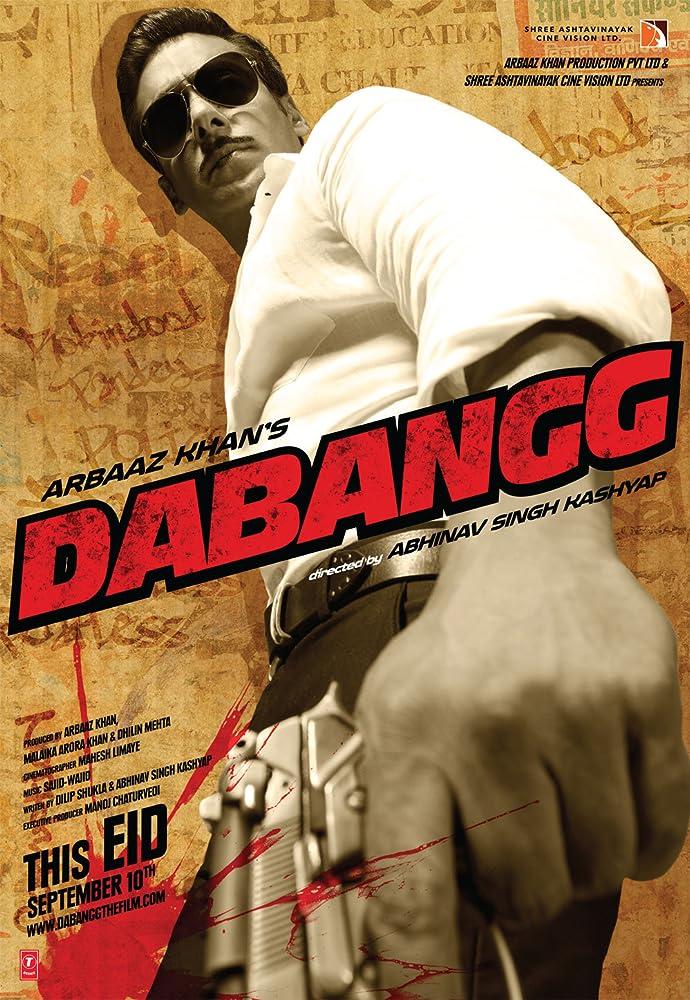 Dabangg (2010) Hindi