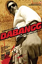 Dabangg (2010) Poster