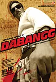 Dabangg | 2010 | DVDRIP | Hindi | 500mb | 480p