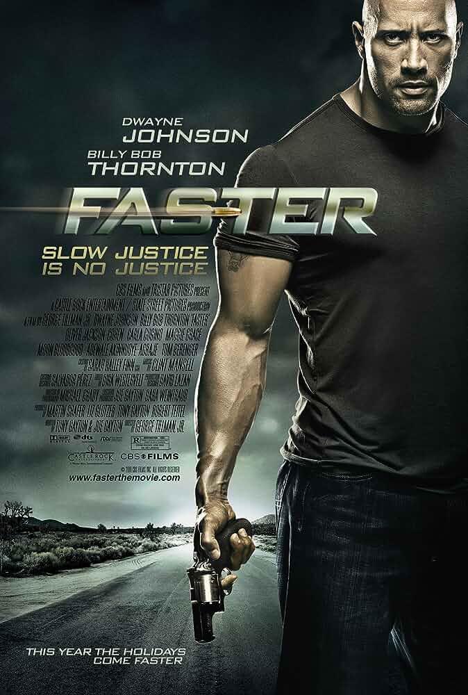 Faster (2010) Hindi Dubbed