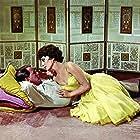 Frank Sinatra and Gina Lollobrigida in Never So Few (1959)