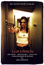 Last Mistake Poster