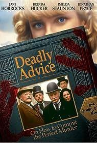 Jane Horrocks, Hywel Bennett, Jonathan Hyde, John Mills, Billie Whitelaw, and Edward Woodward in Deadly Advice (1994)