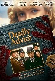 Deadly Advice(1994) Poster - Movie Forum, Cast, Reviews