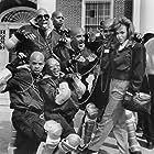 Spike Lee, Tisha Campbell, Erik Dellums, Kevin Rock, and Kirk Taylor in School Daze (1988)