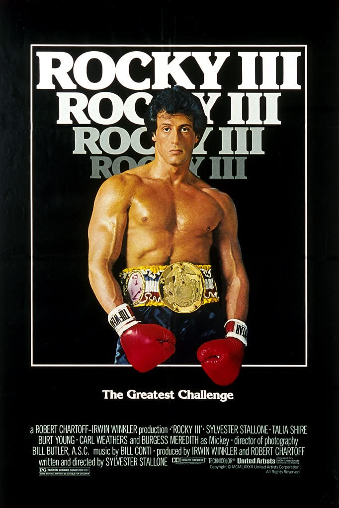 Rocky III (1982) Hindi Dubbed