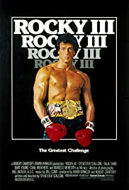 Rocky III(1982) Poster - Movie Forum, Cast, Reviews