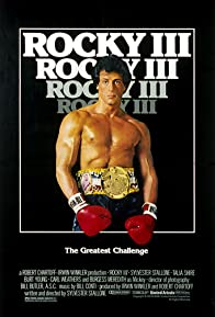 Primary photo for Rocky III