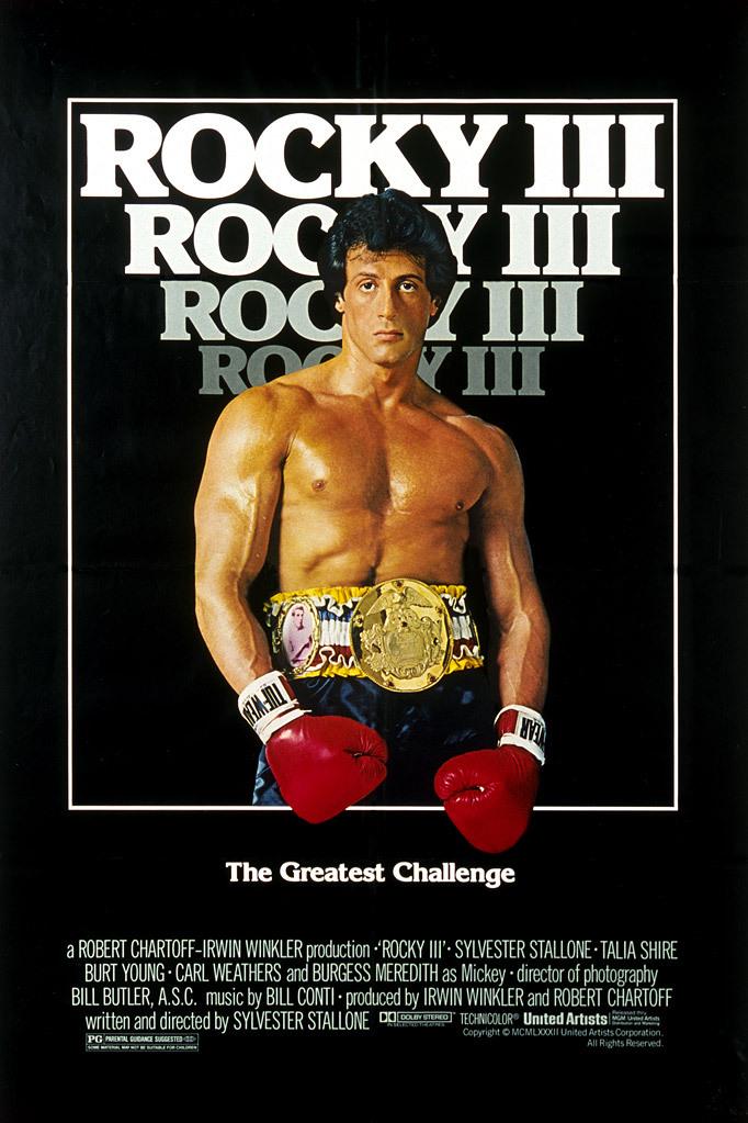 Rocky III (1982) BluRay 480p, 720p & 1080p